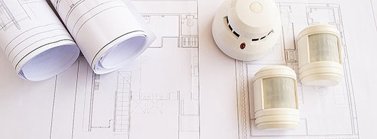 Как установить охранную сигнализацию в квартире